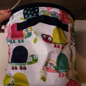 Thirty-One Mini Storage Bin (Topsy Turvy Turtle)